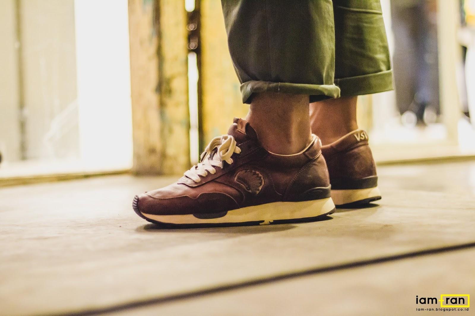 ON FEET   Dede Hamzah - Visvim Roland Jogger. Dede Hamzah on feet. Sneakers    Visvim Roland Jogger 7aacd3d07