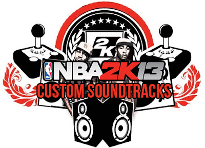 NBA 2K13 Custom Music Playlist Mod