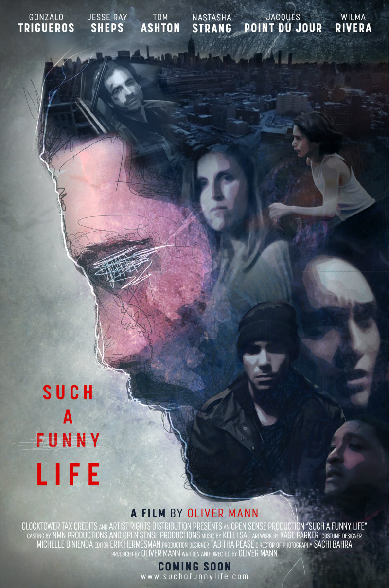 Such a Funny Life poster