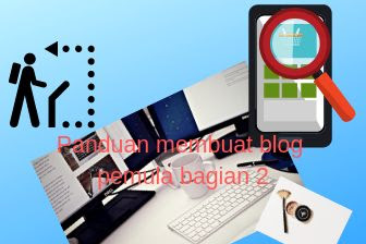 Panduan membuat blog untuk pemula bagian 2(menambahkan gadget)