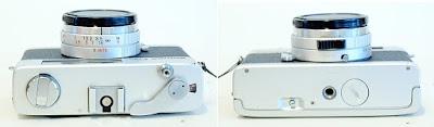 Konica C35 Rangefinder (Chrome) #439