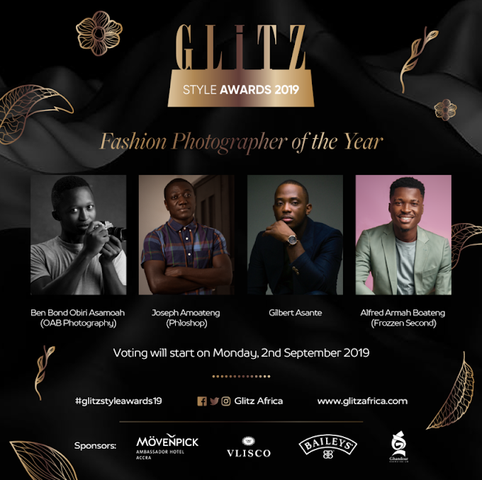 Glitz Africa announces nominees for Glitz Style Awards 2019!