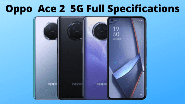 Oppo Ace 2 Price In India Full Specifications