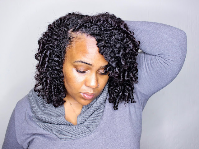 Review: Pydana Collection is a MIRACLE WORKER for Dry, Frizzy & Low Porosity Natural Hair!