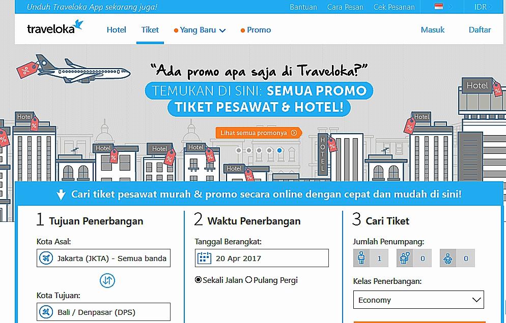 Kemudahan Cara Pesan Tiket Traveloka yang Bisa Dinikmati Oleh Semua Kalangan 626068809e