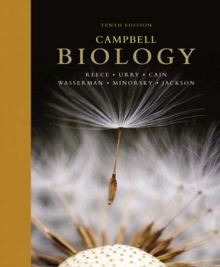 Biology Campbell 10 Edición Reece, Urry, Cain, Wasserman, Minorsky, Jackson  in pdf