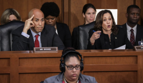 Booker backtracks after backlash for 'Spartacus' moment during Kavanaugh hearing