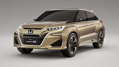 This Car Will Be Luxury SUV Honda