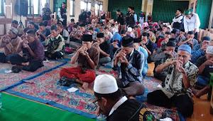 Ruqyah Massal Dilaksanakan Sehari, Masyarakat Minta Tambah