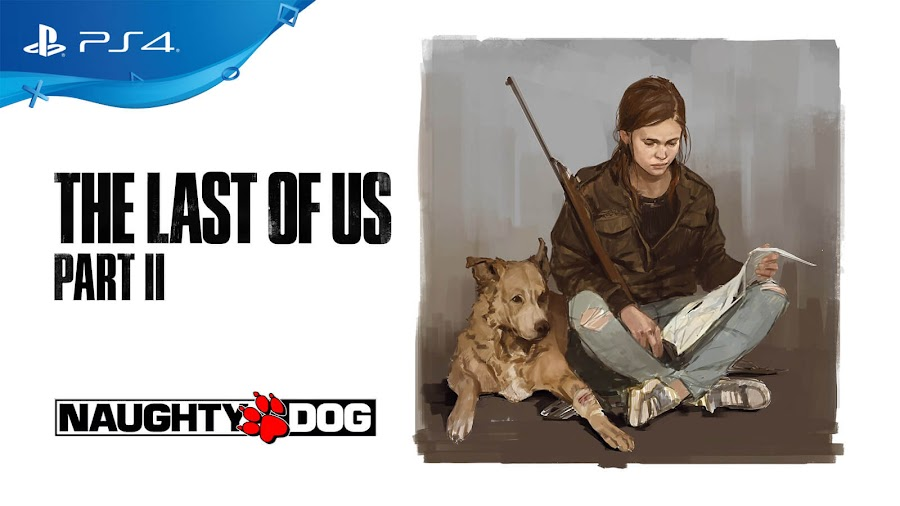 the last of us 2 ellie dog companion ps4 exclusive neil druckmann action adventure survival horror naughty dog sony entertainment interactive tlou 2