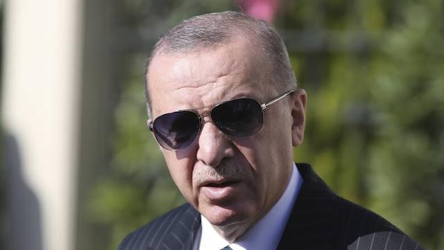 Ερντογάν: Η Άγκυρα έχει το νόμιμο δικαίωμα να αναλάβει δράση στη Συρία