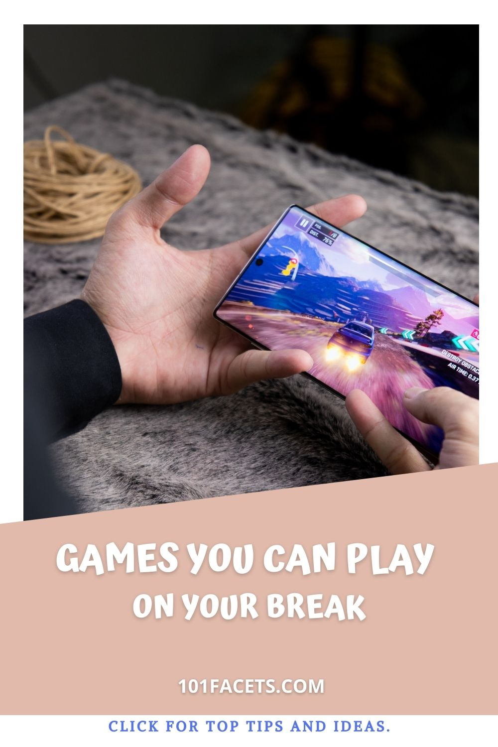 Games You Can Play on Your Break While Working at Home