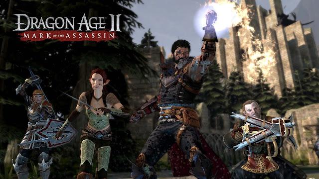 تحميل لعبة دراغون ايج Dragon Age 2 للكمبيوتر برابط مباشر
