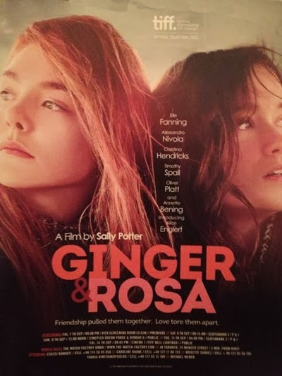 Ginger & Rosa DVDRip Latino