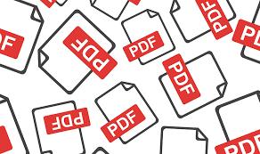 برامج PDF تعرف على برامج عمل و تحويل جميع الملفات الى PDF
