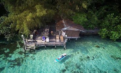 Pulau eksklusif merupakan salah satu pulau untuk berwisata di  Jakarta