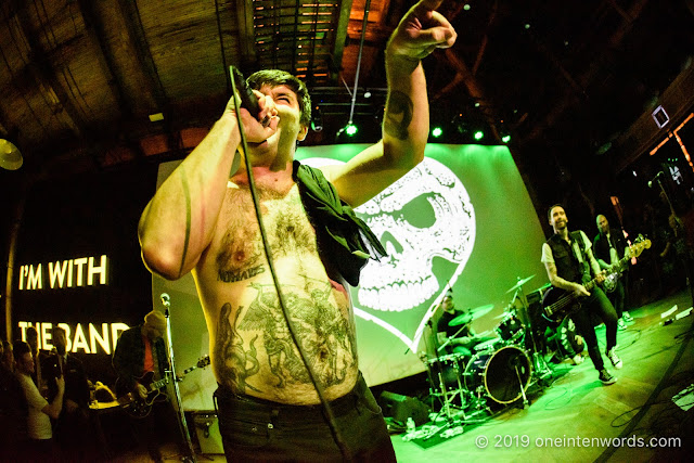 Alexisonfire at The Rec Room on February 15, 2019 Photo by John Ordean at One In Ten Words oneintenwords.com toronto indie alternative live music blog concert photography pictures photos nikon d750 camera yyz photographer