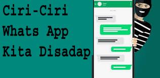 Ciri-Ciri Whats App Kita Disadap 1