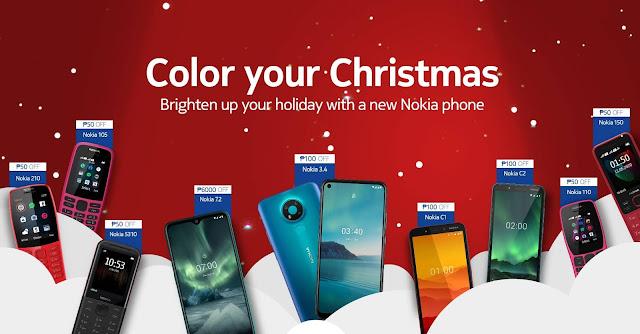 Nokia Christmas Promos Gizmo Manila