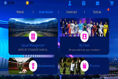 Download Game Android PES 2020 Mobile UCL Patch Edition