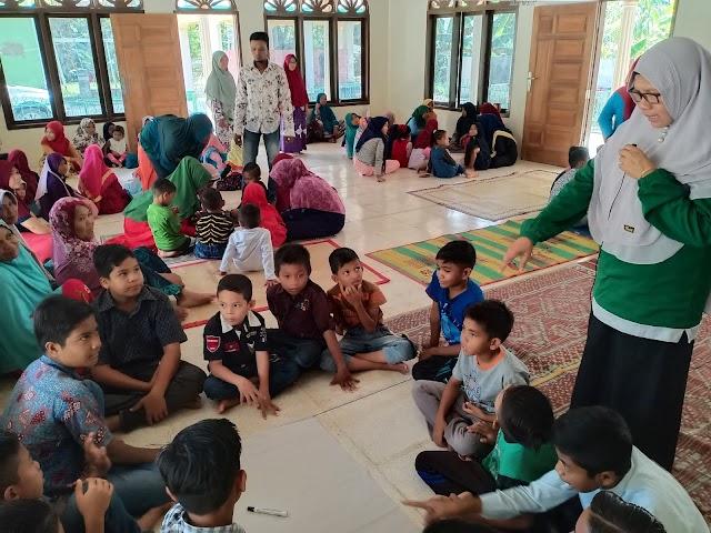 Pemerintah Gampong Seuneubok Rawa Akan Bentuk Forum Anak