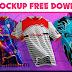 Soccer Jersey Mockup_Football Shirt PSD Mockup Free Download by M Qasim Ali