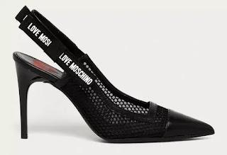 Love Moschino - Дамски обувки с високи токчета
