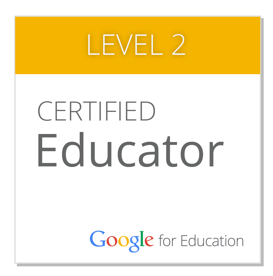 Google Certification - Tech and Teachability