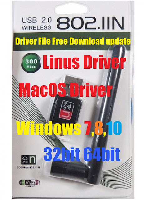 Usb 2.0 wireless 802.iin Driver For Linux MacOS Windows All in one Update File Free Download