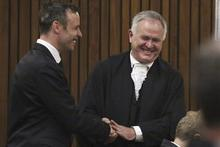 Oscar Pistorius granted bail following murder conviction