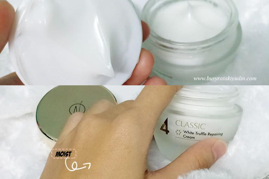 Zephyrine, produk penjagaan kulit wajah, Produk Zephyrine, Placenta Extract Repairing Mask, White Truffle Repairing Cream, Rose Essence Treatment Lotion,