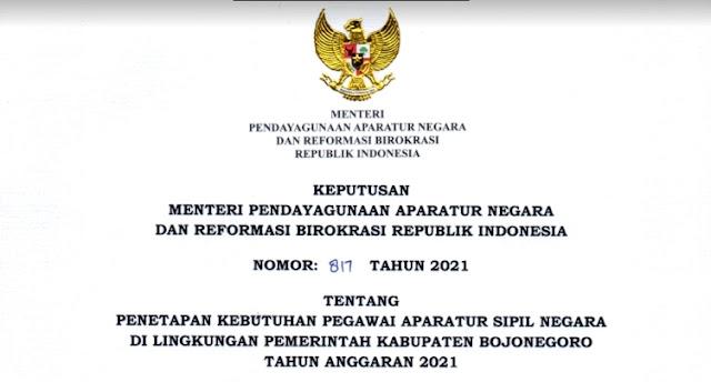 Daftar Formasi CPNS dan PPPK Provinsi DKI Jakarta dan Jawa Timur