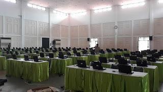 Portofolio | Sewa Laptop Untuk Kebutuhan Recruitment PT PLN Surabaya April 2018