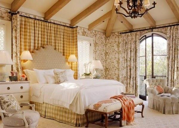Decoracin de dormitorios en estilo country  Ideas para decorar dormitorios