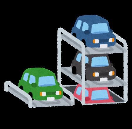 立体駐車場(機械式)