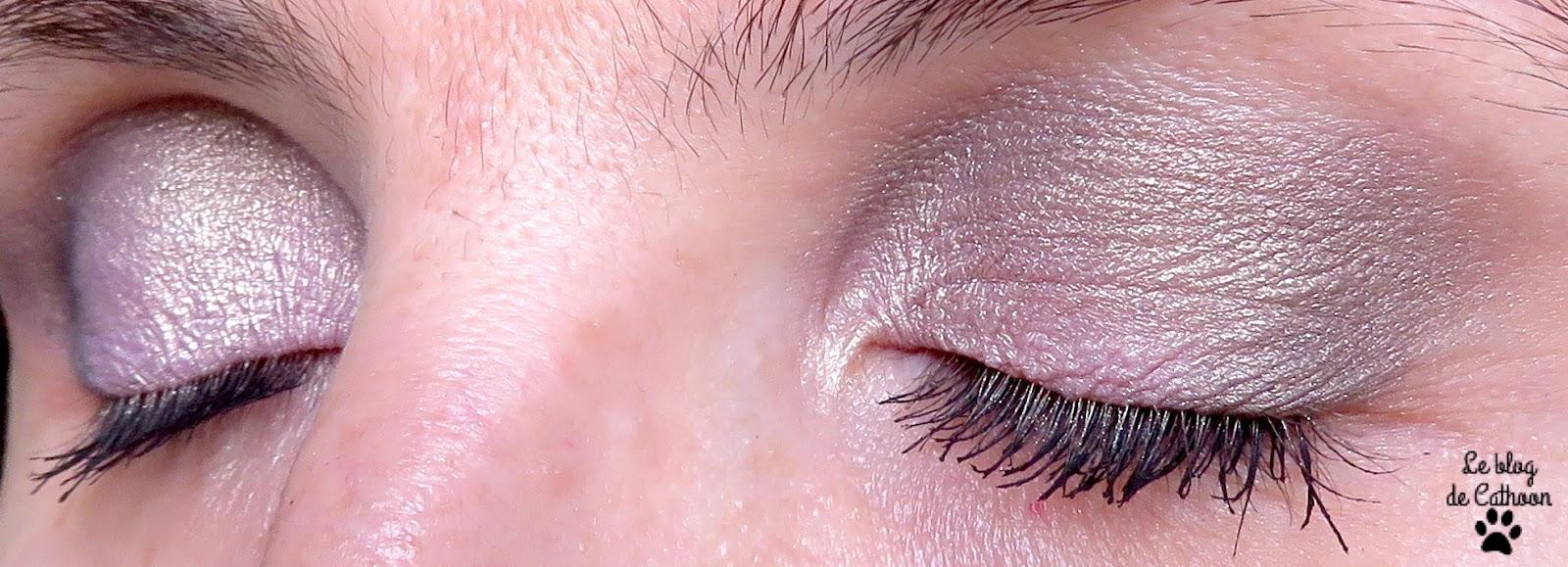 maquillage facile de noel