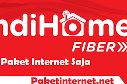 Paket IndiHome Internet Saja Single Play Internet Only