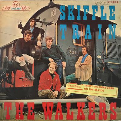The Walkers – Skiffle Train (1970)