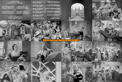 La vida privada de Enrique VIII (1933) - Fotogramas