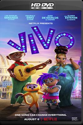 Vivo [2021] [Custom – DVDR] [Latino]