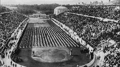 http://www.onlinefootage.tv/stock-video-footage/7894/1st-olympics-athens-1896-female-horse-jumpers