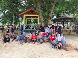 Momen Indah Lebaran,Tanjung luari Tobelo
