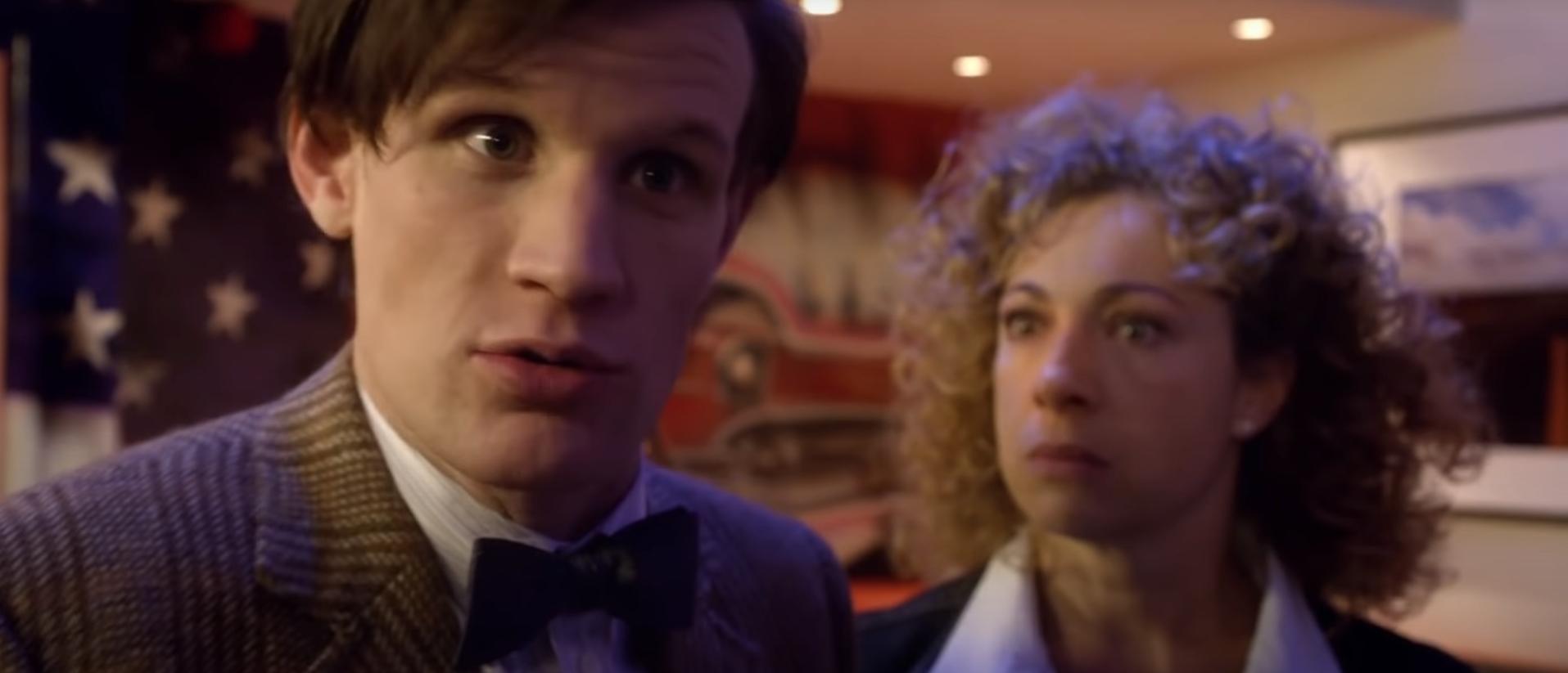 Скриншот Одиннадцатый Доктор Кто