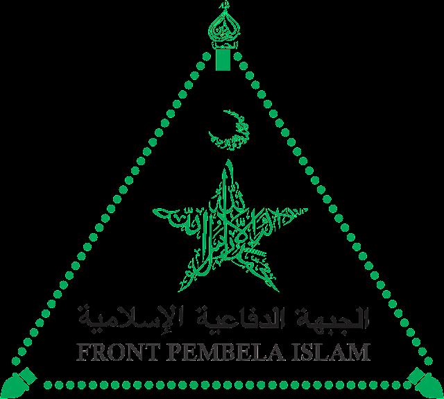 Diisukan Mirip Logo Dajjal Inilah Arti Lambang Front Pembela Islam