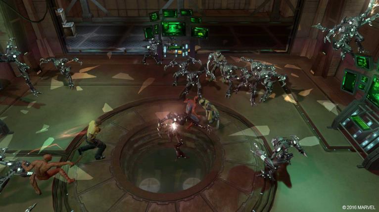 Marvel Ultimate Alliance 2 PC Full