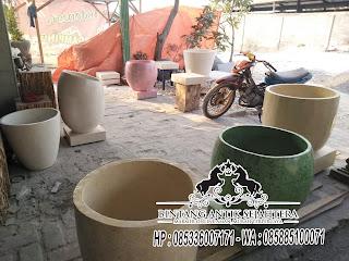 Contoh Bak Mandi Teraso, Bentuk Bak Mandi Marmer, Bak Mandi Bali Terrazzo