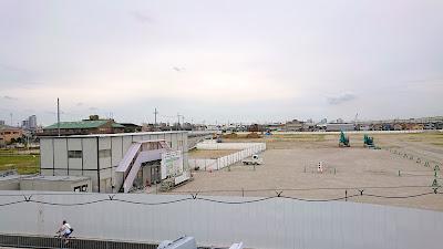 黒山西土地区画整理事業(堺市美原区) 2