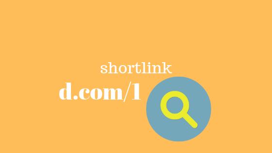 cara membuat shortlink dengan domain sendiri