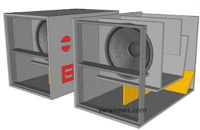 Box Speaker Jenis Dynacord