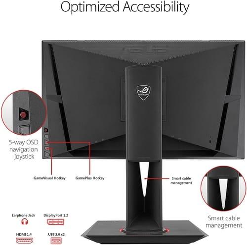 Review ASUS ROG Swift PG248Q Full HD 180Hz Monitor